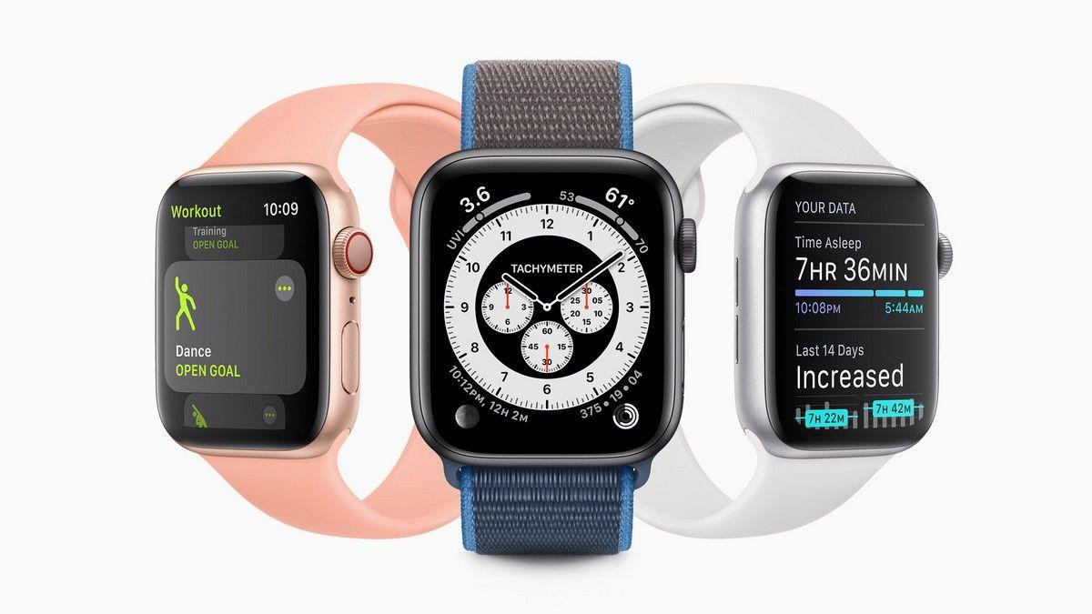 Apple Watch selde sürüklenen bisikletçinin hayatını kurtardı