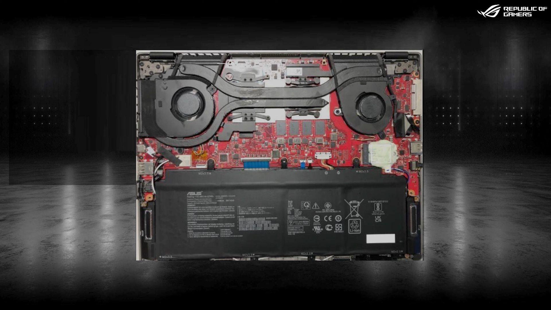 ASUS ROG Flow X13 oyuncu dizüstü bilgisayarı tanıtıldı