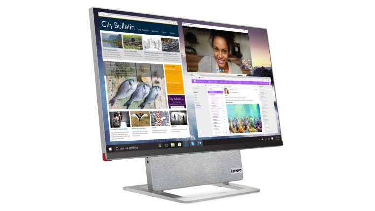 Oyunculara özel Lenovo Yoga AIO 7 tanıtıldı
